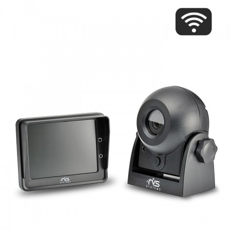 HC-082811 | Wireless Hitch Camera