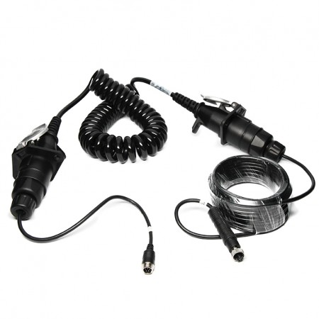 HC-202 | Trailer Tow Quick Connect/Disconnect Kit