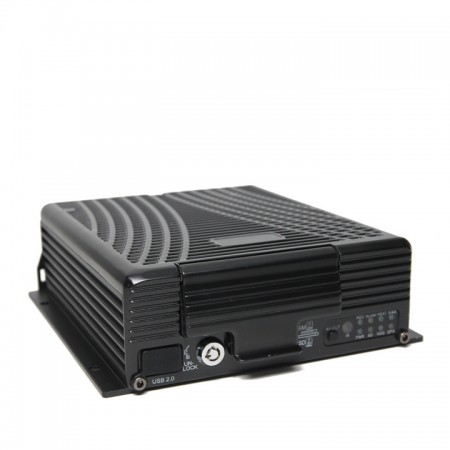 HC-D5020 | 5 Channel Mobile DVR with GPS and Live Video Remote Viewing