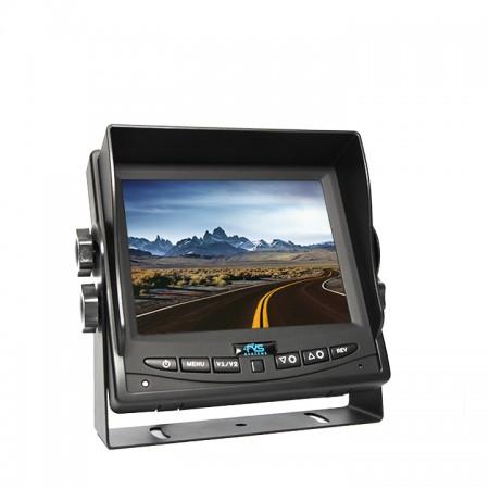 "HC-M604 | 5.6"" TFT LCD Digital Color Monitor"