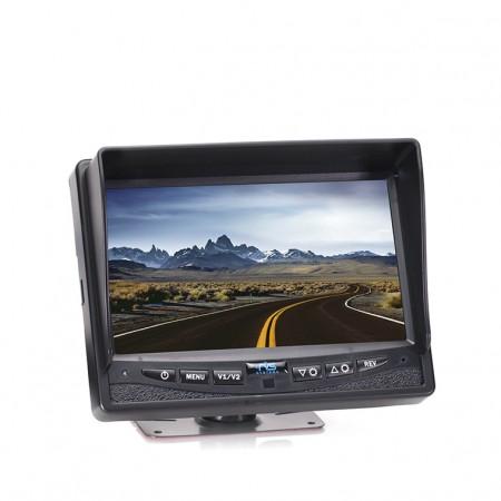 "HC-M601 | 7"" TFT LCD Digital Color Monitor"