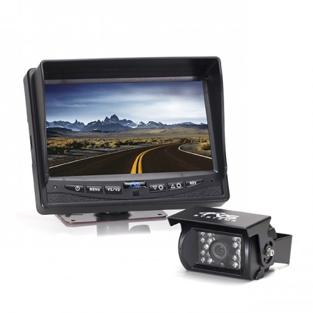 HC-770613-HD | HD Backup Camera System