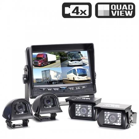 HC-082505 | Backup Quad Camera System