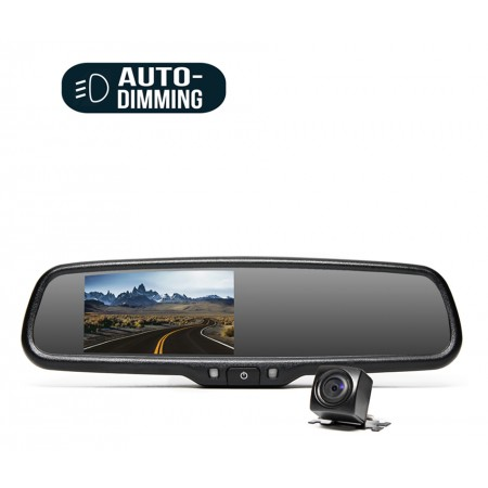 HC-218623 | OEM G-Series Backup Camera System with Auto Dimming