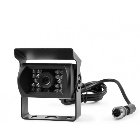 HC-507 | 130° Backup Camera with 18 infra-red illuminators