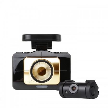 Lukas Dual Lens Dash Camera with GPS and ADAS LK-9390
