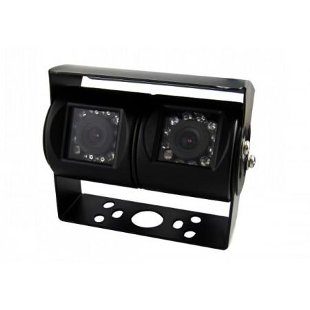 HC-231 | Dual Lens Backup Camera (RCA Connectors)