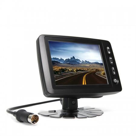 Hanscom Color LCD Digital Monitor HK-500M