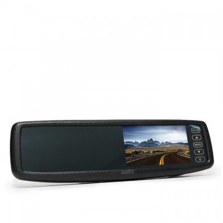 """Hanscom K 4.3"""" LCD Color Rear View Mirror Monitor HC-430RVM"""