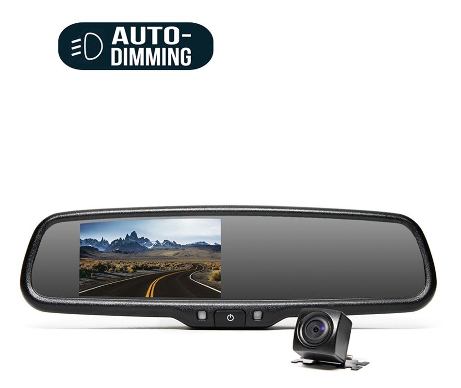 Backup Camera System >> Hc 218623 Oem G Series Backup Camera System With Auto Dimming