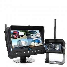 "HC-644252 | 7"" Wireless Backup Camera System with Built-in DVR"