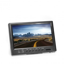 "HC-M610 | 9"" TFT LCD Digital Color Monitor"
