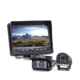 HC-082580 | Backup Camera System with Side Camera