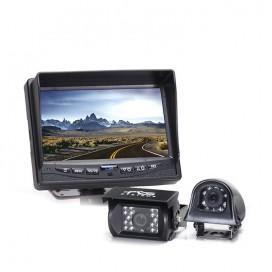 HC-082580 | Backup Camera System with Side Camera