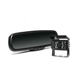 HC-507620 | Backup Camera System One (1) Camera Setup with Mirror Display