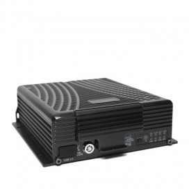 HC-D8050 | 9 Channel Mobile DVR with Built-in GPS