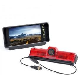 HC-082530 | Backup Camera System for the Nissan NV