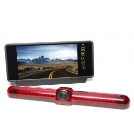 HC-082571 | Backup Camera System with Universal Third Brake Light Camera