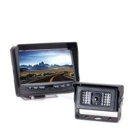HC-082507H | Backup Camera System with Built-in Heater
