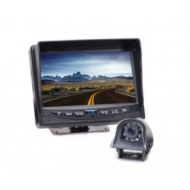 HC-082579 | Backup Camera System with Side Camera