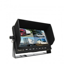 "HC-700Q | 7"" LED Quad View Color Monitor (Chinese)"