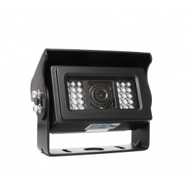 HC-507H | 120° Heated Camera with 28 Infra-Red Illuminators (RCA connectors)