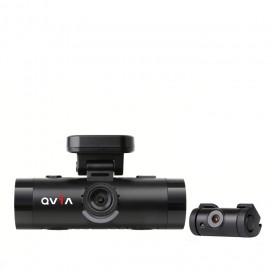 QVIA AR790 2 Channel Full HD Blackbox Dash Camera (16GB)