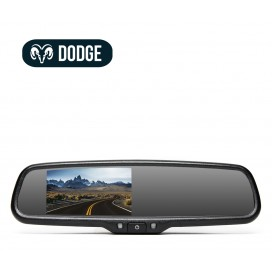 HC-M621 | OEM Replacement Mirror Monitor for Dodge Vehicles