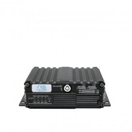 HC-D5000 | 5 Channel Mobile DVR with GPS