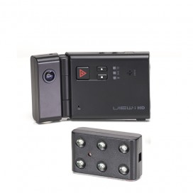 HC-DC107 | Dual Lens Dash Camera for Interior and Exterior Recording