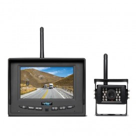 "HC-651153 | 5"" Wireless Backup Camera System"