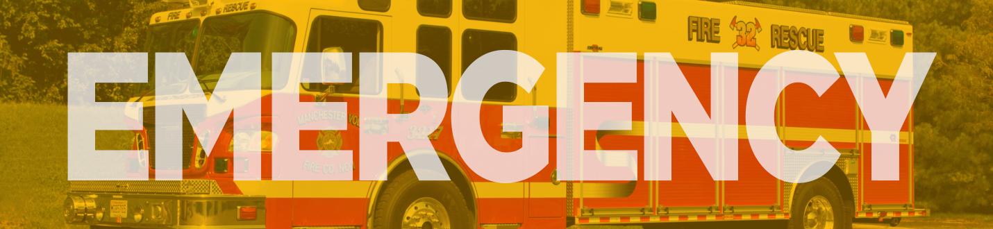 Hanscom K Emergency Vehicles